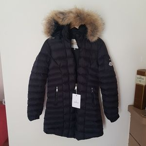 Moncler Long Coat Jacket